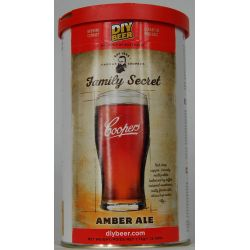 Coopers Family Secret Amber Ale 1,7kg